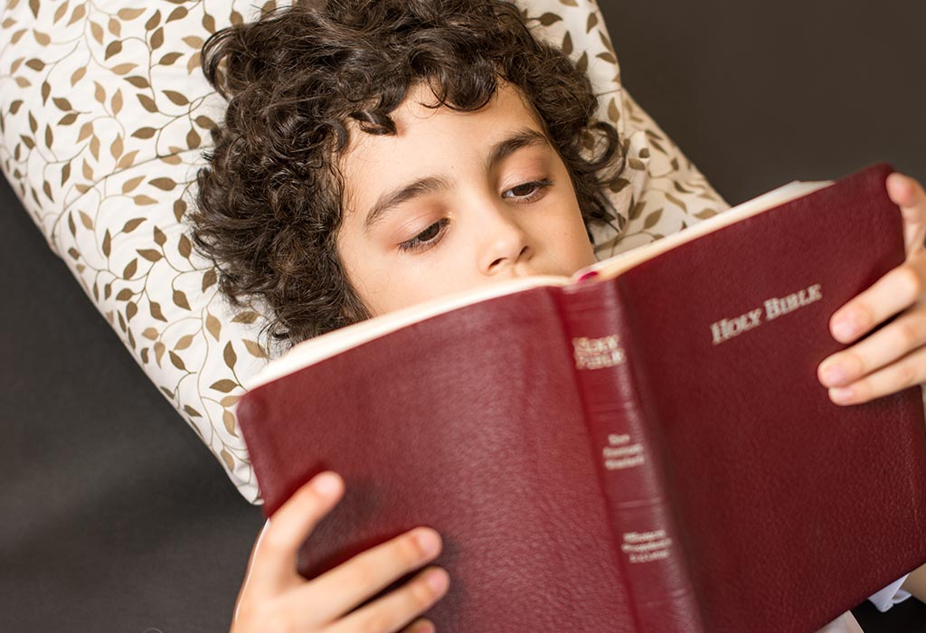 3 Important Bible Lessons You Must Share With Your Child