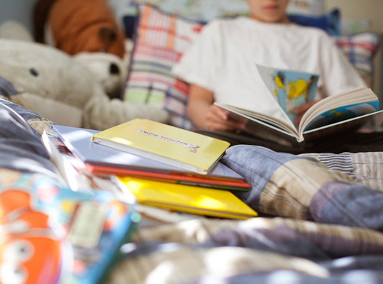 5 Smart Tips for Encouraging Your Child to Read - Our Guide