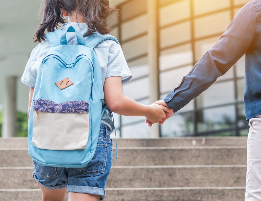 Helpful Ways To Help A Child Adjust To Catholic School