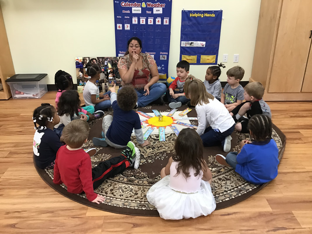 helping your four-year-old adjust to montessori classroom