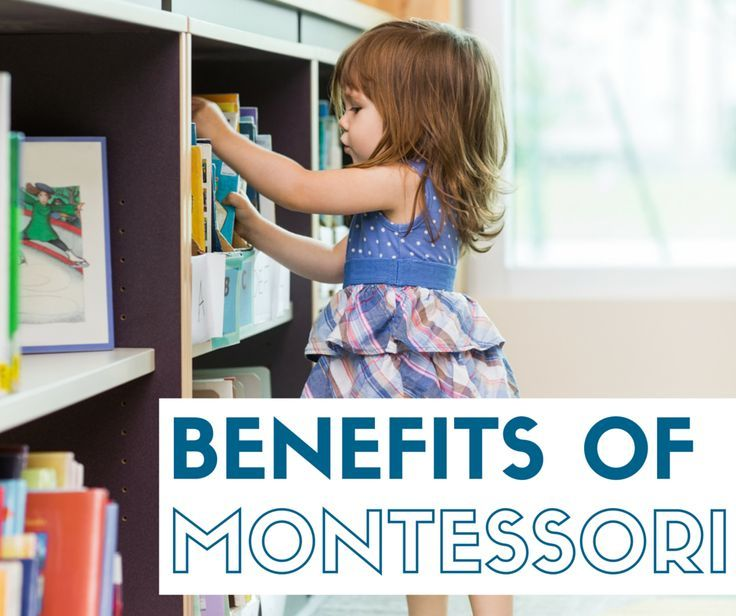 The Benefits of Enrolling Into a Montessori Preschool
