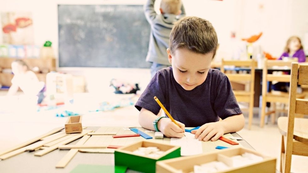 The Montessori Method of Education - A Guide for Parents
