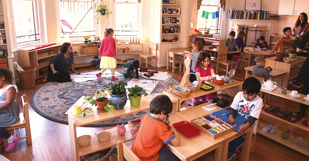 The Montessori Education - Is it Right for My Child