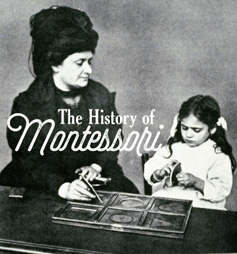 The History and Origins of the Montessori Method of Learning