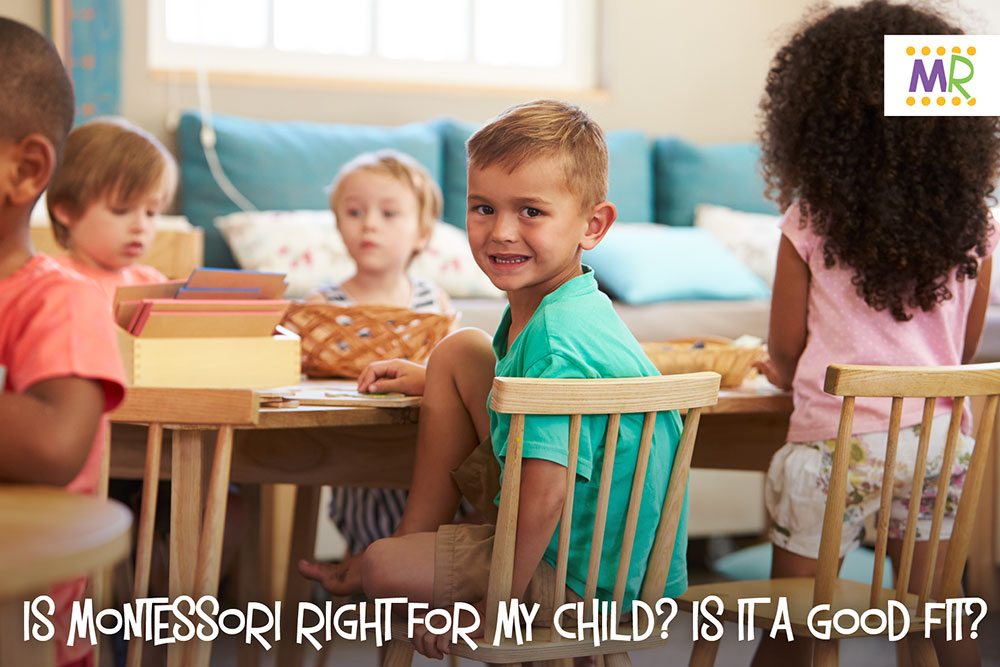 Is Montessori Right for Your Child? What to Consider