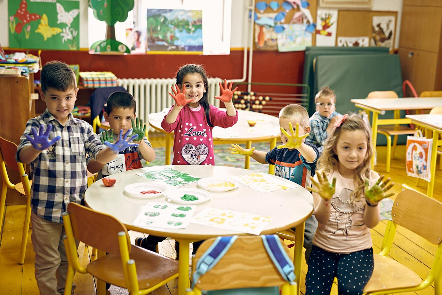 Why the Kindergarten Year Is So Crucial for Children